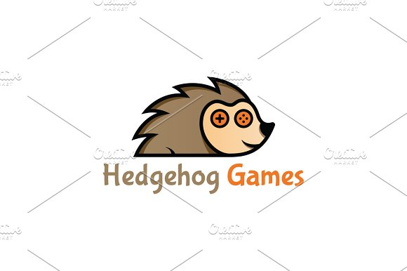 Hedgehog Games Logo