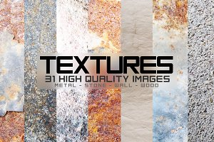 Textures vol.1 - By OftekGraphics