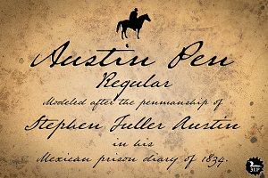 Austin Pen Regular
