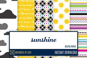 Sunshine Digital Paper