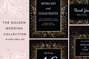 Golden Wedding Collection