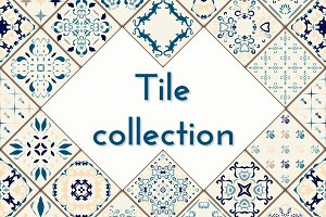 Tile design collection