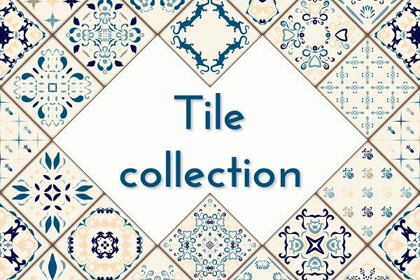 Tile design collection