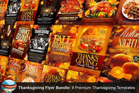 Flyerheroes Thanksgiving Bundle