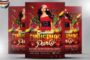 Christmas Flyer Template 2
