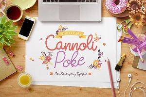 Cannoli Poke