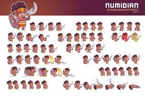 NUMIDIAN GAME SPRITE