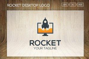 Rocket Desktop Logo