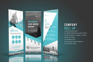 Business Roll-Up Banner