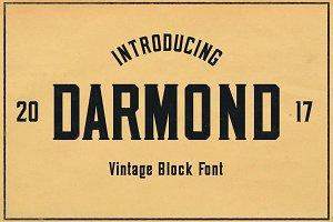 Darmond Font