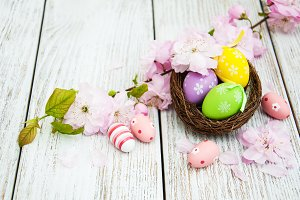 Easter decorations