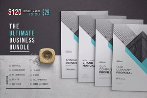 Ultimate Branding Bundle