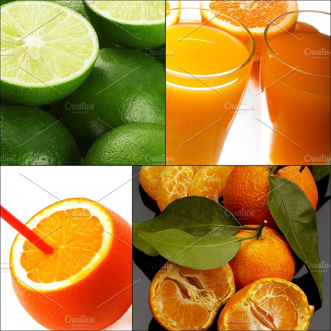 citrus fruits collage 11.jpg - Food & Drink