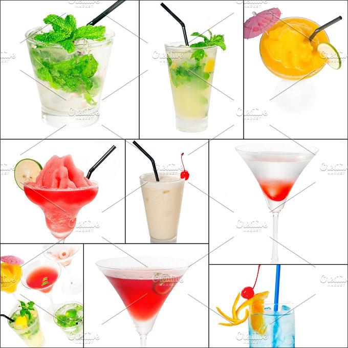 cocktails collage 4.jpg - Food & Drink