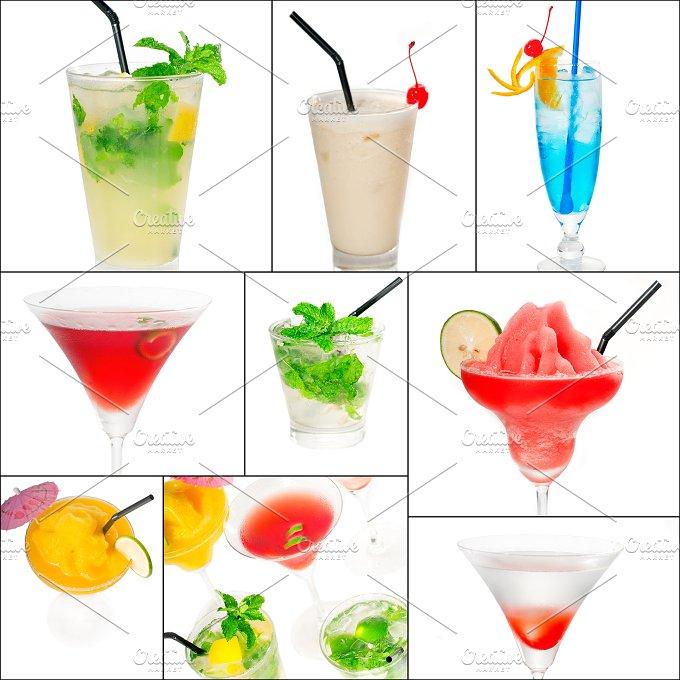 cocktails collage 6.jpg - Food & Drink