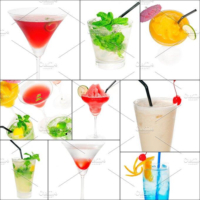 cocktails collage 7.jpg - Food & Drink