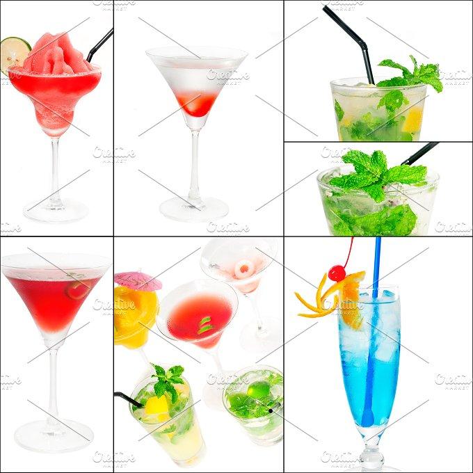 cocktails collage 12.jpg - Food & Drink