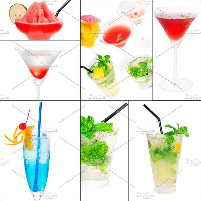 cocktails collage 16.jpg - Food & Drink