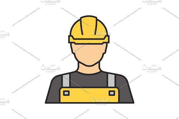 Builder Color Icon