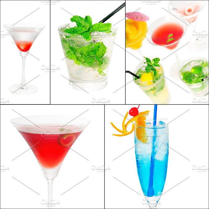 drinks collage 2.jpg - Food & Drink