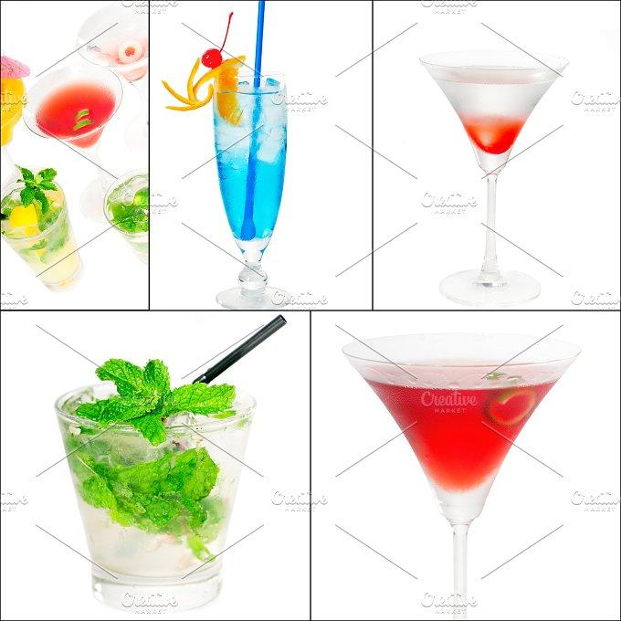 drinks collage 4.jpg - Food & Drink
