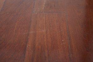 Old Brown wooden floor Parquet
