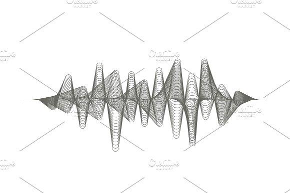 Digital Sound Wave Audio Equalizer