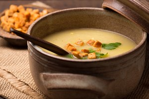 celery cream soup