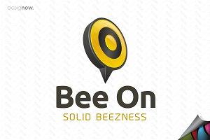 Bee Target Logo
