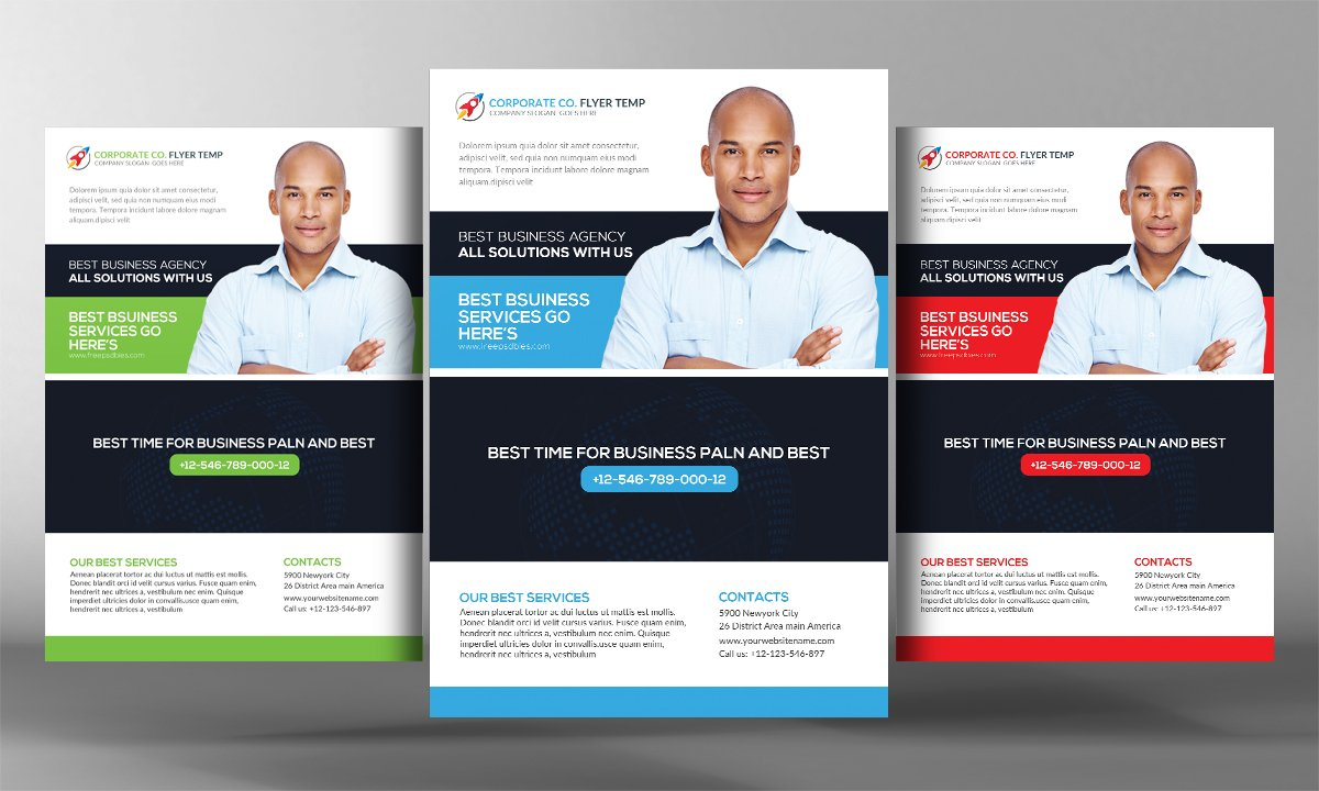 Charity Donation Flyer Template ~ Flyer Templates ~ Creative Market
