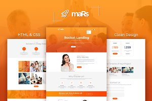 maRs Business Startup HTML Template