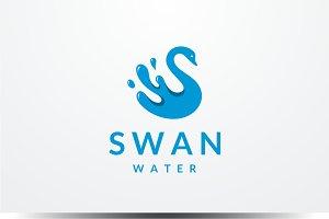 Swan Water Logo