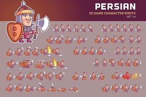 PERSIAN GAME SPRITE