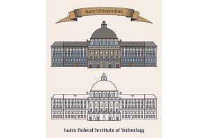 ETH Zurich, Swiss federal institute of technology