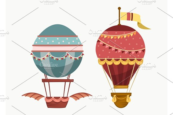 Balloon Air Travel Flying Transport
