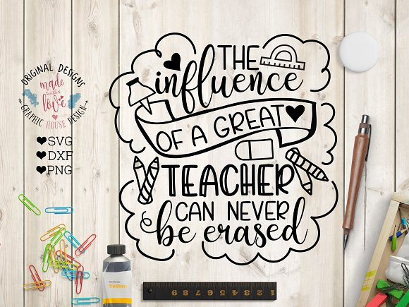 The Influence Of A Great Teacher