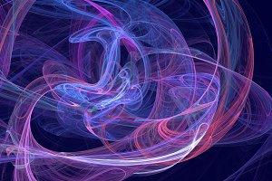 Daydreams abstract fractal