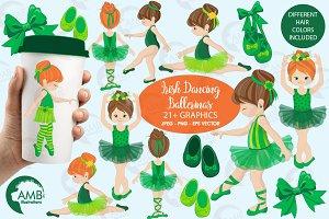 Irish Dancers, ballerinas AMB-1588