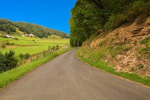 The road of Santiago