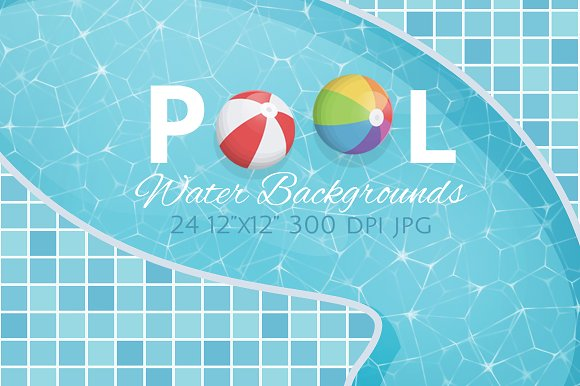 Swimming Pool Backgrounds