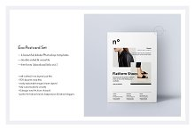 Set of Promo Cards • Éva by  in Cards