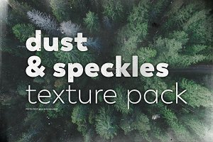 Subtle Dust & Speckles Textures