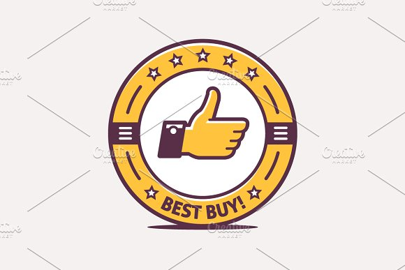 Best Buy Badge