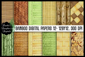 Bamboo Digital Papers