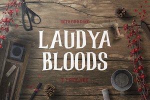 Laudya Bloods