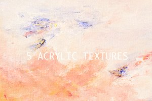 Soft abstract textures