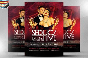 Seductive Flyer Template