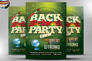 Back To School Party 5