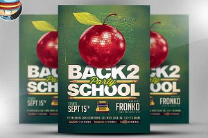 Back to School Party 6