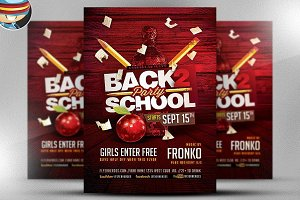 Back To School Party 7